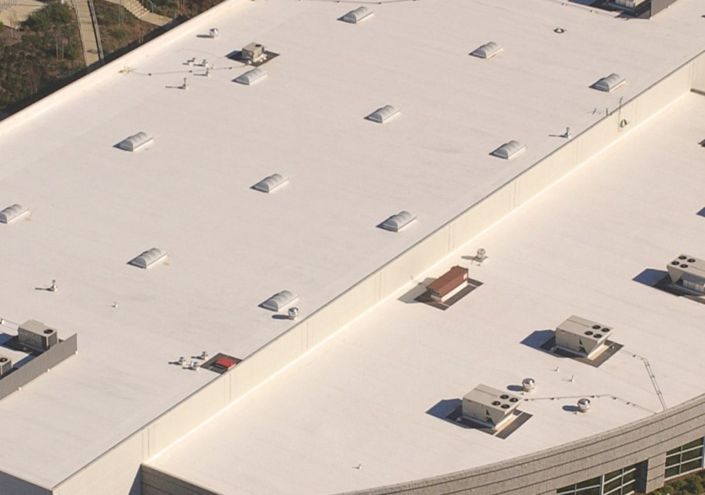 Commercial Pvc Roofing Roofing Solutions Contractors Akron