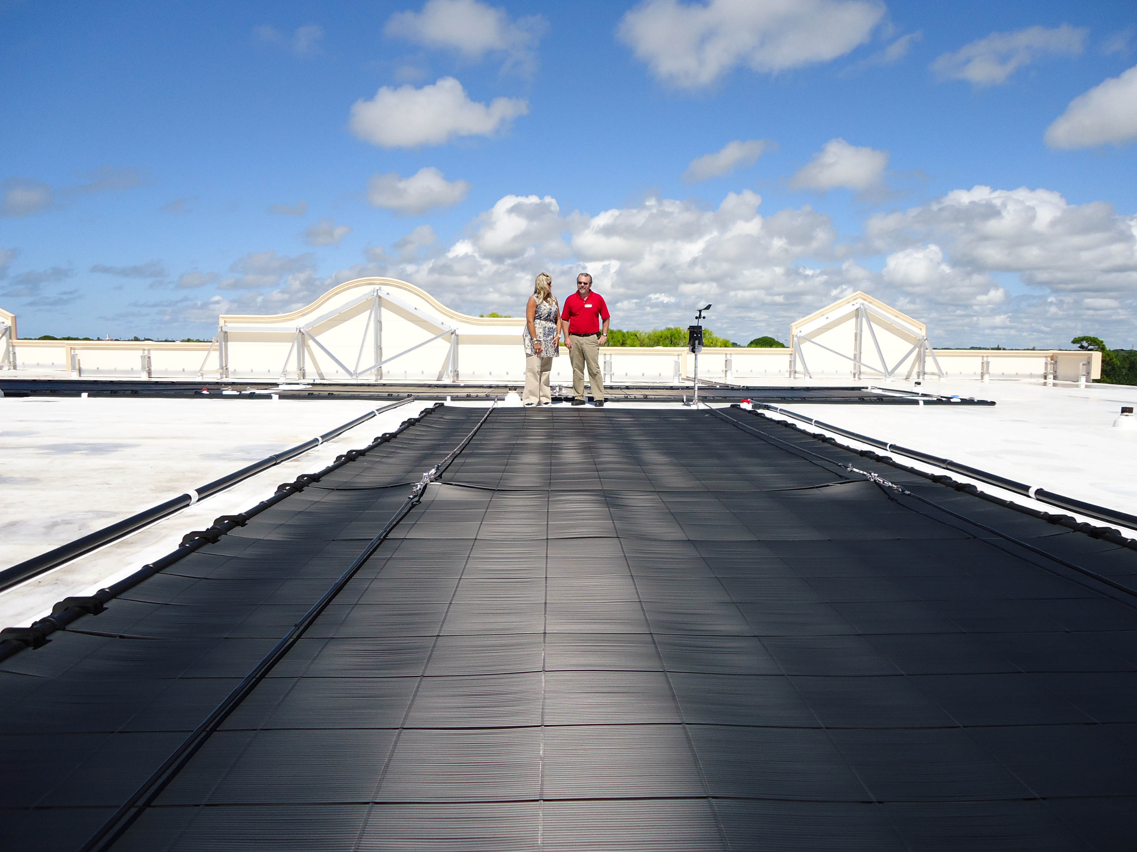 Peel And Stick Roofing
